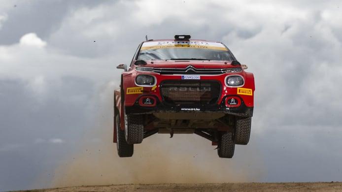 La clase WRC2 recupera el pulso con motivo del Rally de Estonia