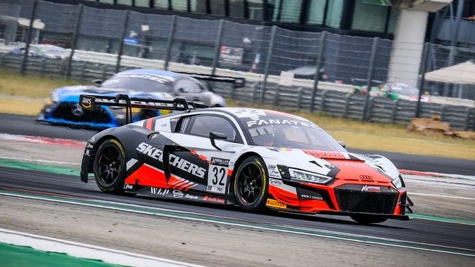 Charles Weerts y Dries Vanthoor van a por la Sprint Cup por la vía rápida