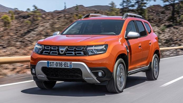 El nuevo Dacia Duster mejora su equipamiento con la edición especial Up&Go