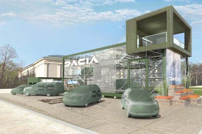 El sucesor del Dacia Lodgy debutará en el Salón de Múnich 2021