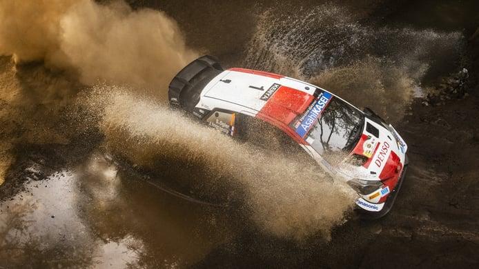 El duelo en Toyota entre Ogier y Evans prosigue en el Rally de Estonia
