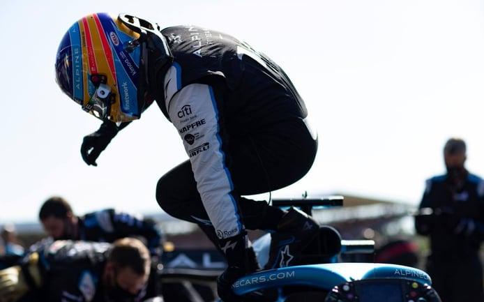 Fernando Alonso cumple 40 años: «Me siento como si tuviera 25»