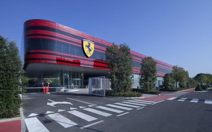 Ferrari se moderniza: el nuevo simulador comenzará a operar en septiembre