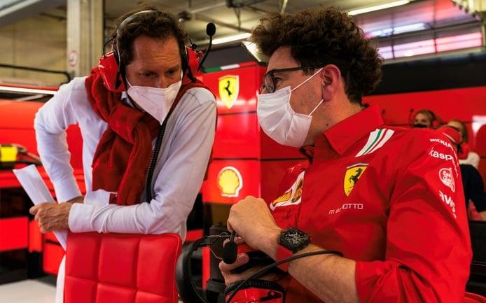 Ferrari predice incertidumbre en Silverstone a consecuencia de los cambios