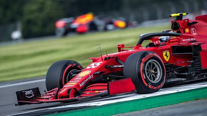 Ferrari sigue sin solucionar su mayor punto débil: los neumáticos