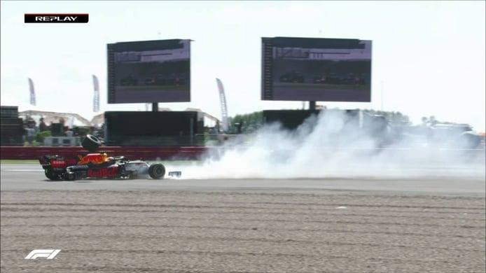La FIA explica por qué Hamilton tiene la culpa: «Valoramos el incidente, no las consecuencias»