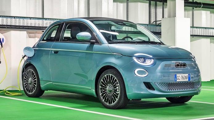 FIAT desvela sus planes para completar la electrificación de su gama en Europa