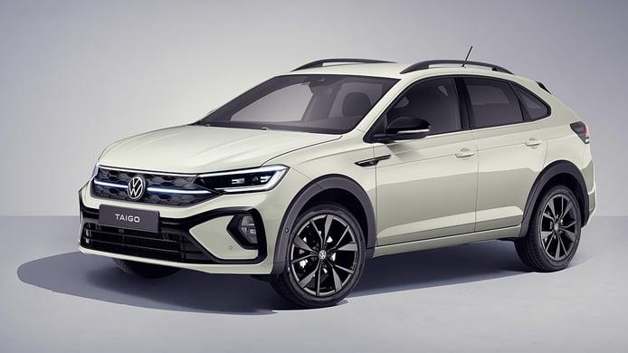 La gama del nuevo Volkswagen Taigo: 4 niveles de acabado y mucha personalización