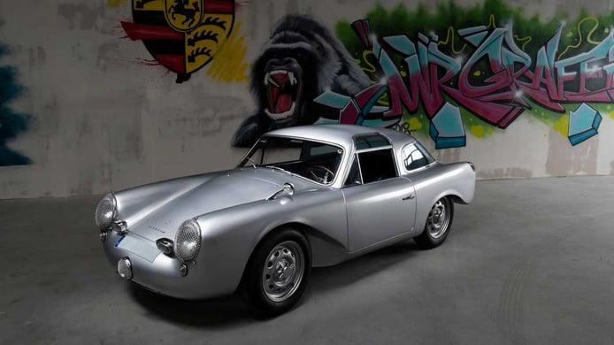 El único Porsche 356 coupé del mundo está a la venta