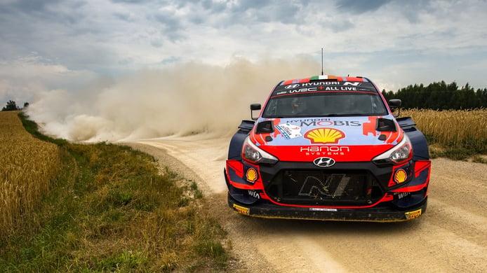 Hyundai elige pilotos para el Ypres Rally, evento de debut del i20 N Rally2