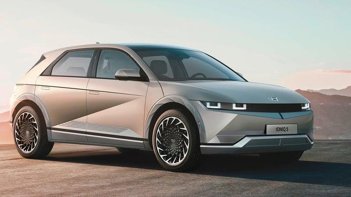 El IONIQ 5, el nuevo eléctrico de Hyundai, llega a España con fuerza