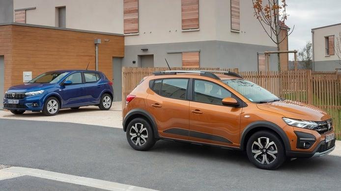 Italia -  Junio 2021: El nuevo Dacia Sandero ya se hace notar