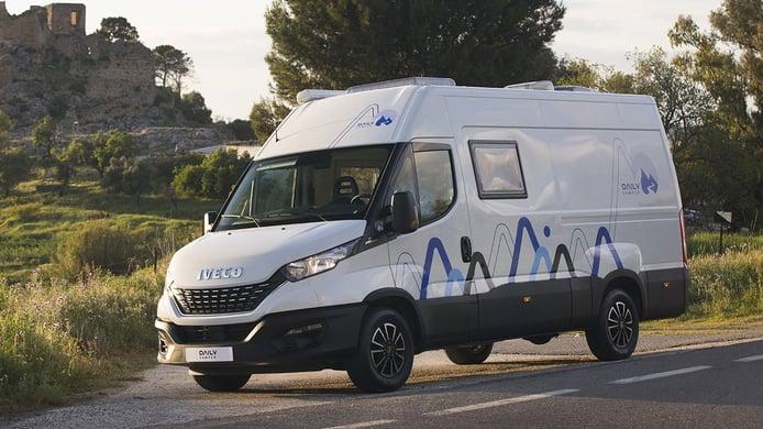 Iveco Daily Camper, una furgoneta para vivir aventuras con la familia