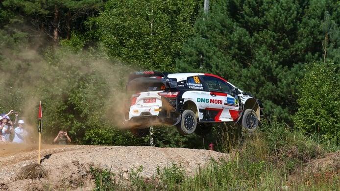 Kalle Rovanperä estrena su palmarés en el WRC tras ganar el Rally de Estonia