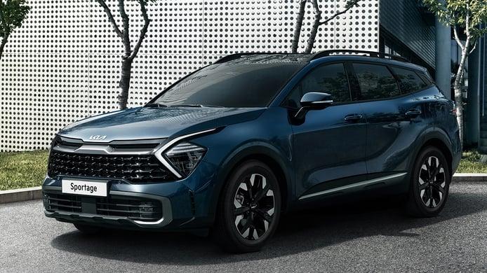 Todas las claves del nuevo KIA Sportage 2022, la esperada renovación del exitoso SUV