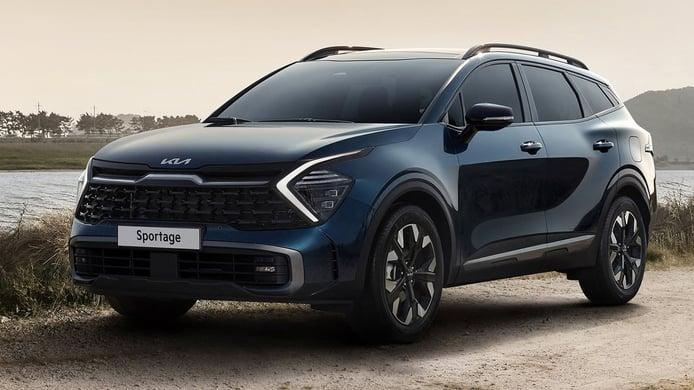 Qué es el Modo Terrain y por qué hace del nuevo KIA Sportage un SUV más campero