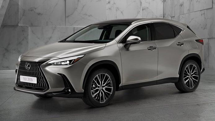 ¿Elección racional? El nuevo Lexus NX 350h y el nivel de acabado Business City