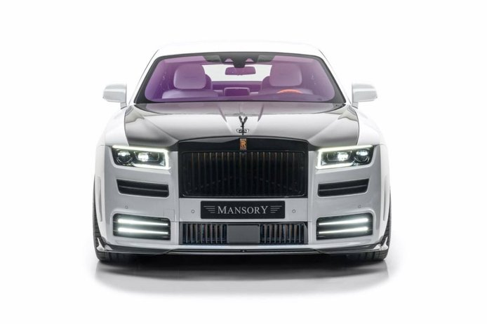 El Mansory Rolls-Royce Ghost se transforma en una berlina de lujo más deportiva