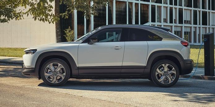 Mazda Estados Unidos anuncia el MX-30 PHEV EV con motor Wankel para 2022