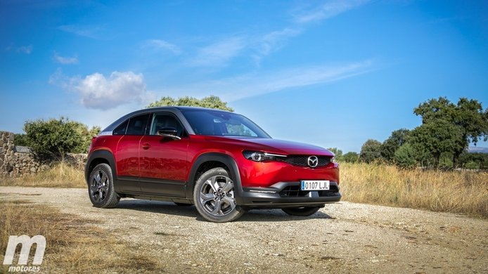 El Mazda MX-30 se suma a las actualizaciones OTA para mejorar su sistema multimedia