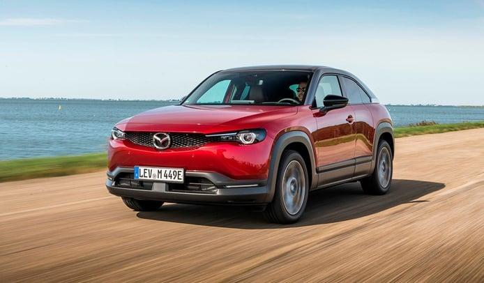 Un informe apunta que el Mazda MX-30 con motor Wankel se ha descartado