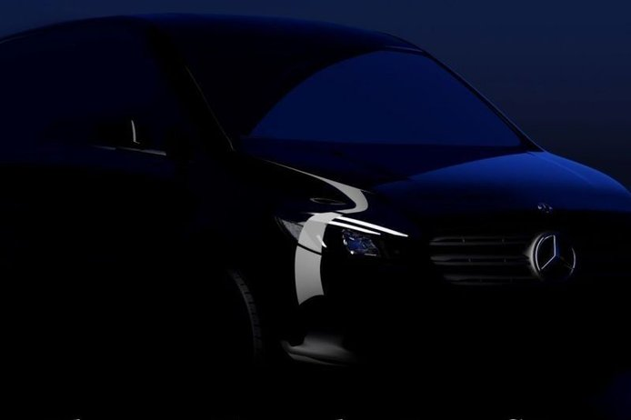 Primer teaser de los nuevos Mercedes Citan y eCitan, se acerca su debut