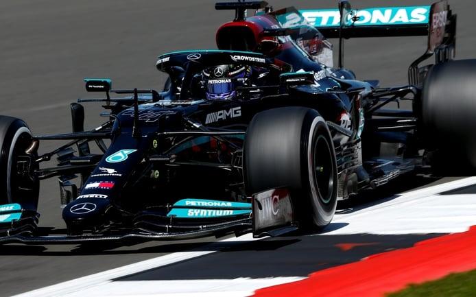 Mercedes da por terminado el desarrollo del W12 tras la mejora de Silverstone