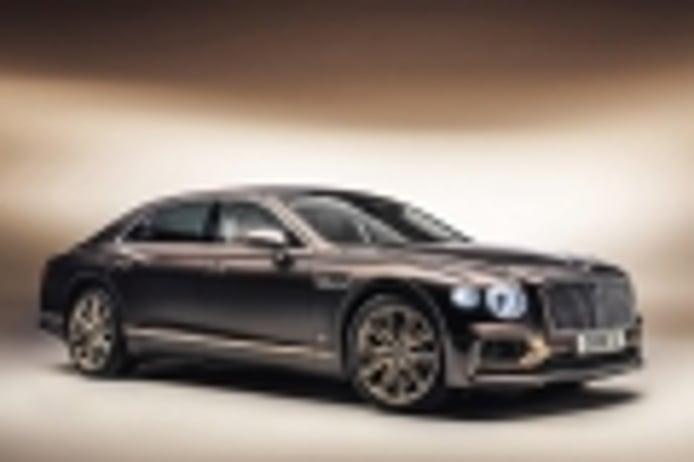 El Bentley Flying Spur Hybrid Odyssean Edition es tan lujoso como eficiente