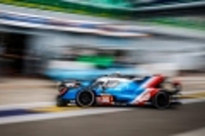 La categoría LMDh se mueve: Cadillac, Alpine, McLaren y DragonSpeed