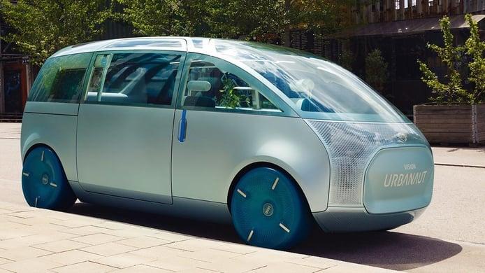 El Vision Urbanaut ahora es un coche funcional y adelanta claves del nuevo MINI