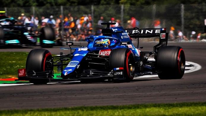 Ni Alpine confiaba en su estrategia: las dudas con Alonso y Ocon para el sprint