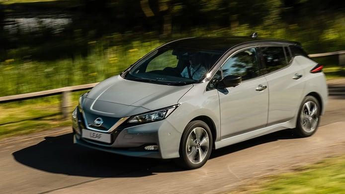 El nuevo Nissan Leaf 2021 presume de equipamiento de seguridad y de sistema AVAS
