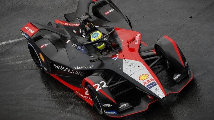 Nissan maneja una amplia lista de pilotos para sustituir a Oliver Rowland
