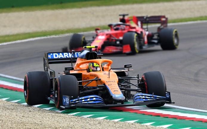 Norris avisa sobre Ferrari: «Cuando solucionen sus problemas, volarán»