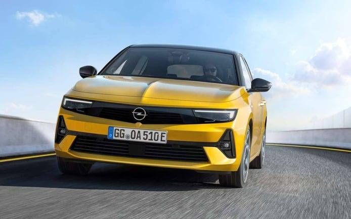 Llega el Opel Astra 2022, cambio radical y más tecnología en el compacto alemán