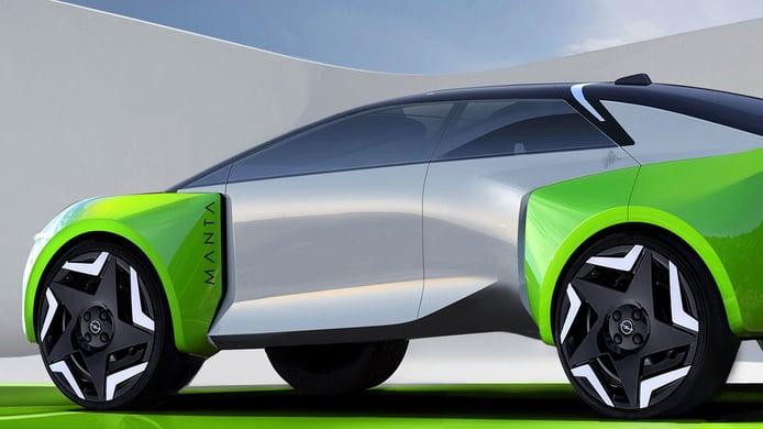 Opel será una marca eléctrica, anuncia su entrada en China y la llegada del Manta-e