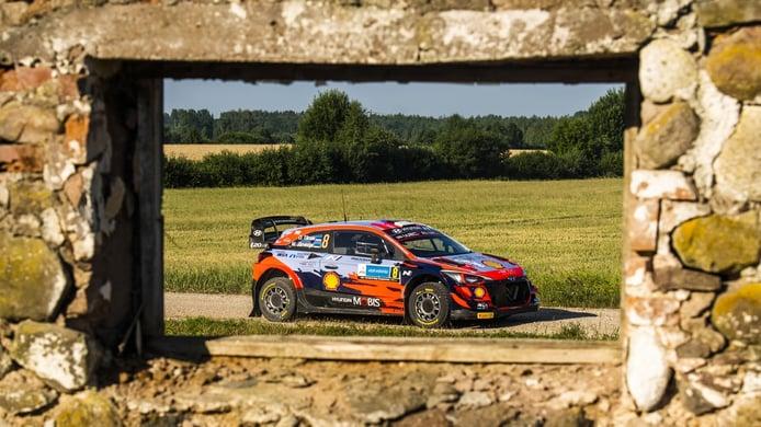 Ott Tänak todavía no da el título del WRC por perdido: «No me rindo»