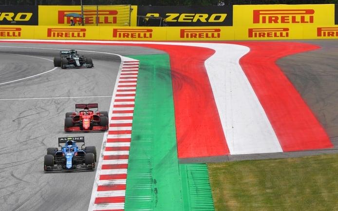 GP de Austria 2021 de F1: así queda la parrilla con Vettel sancionado