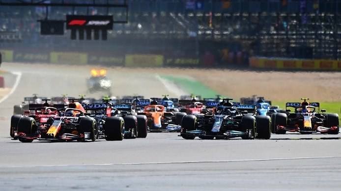 GP de Gran Bretaña 2021 de F1: así queda la parrilla con dos pilotos sancionados