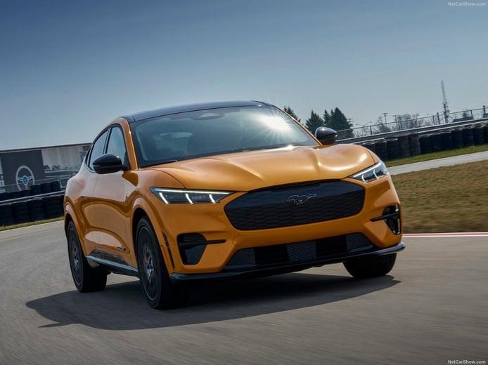 Ford Mustang Mach-E GT, la versión más potente y radical ya tiene precio en España