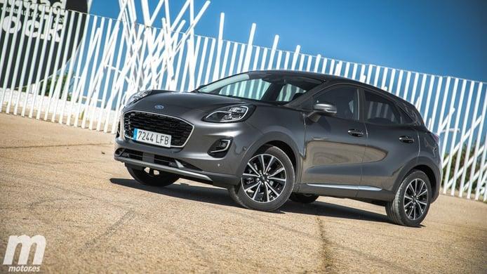 La gama del Ford Puma ajusta sus precios con las nuevas versiones Design