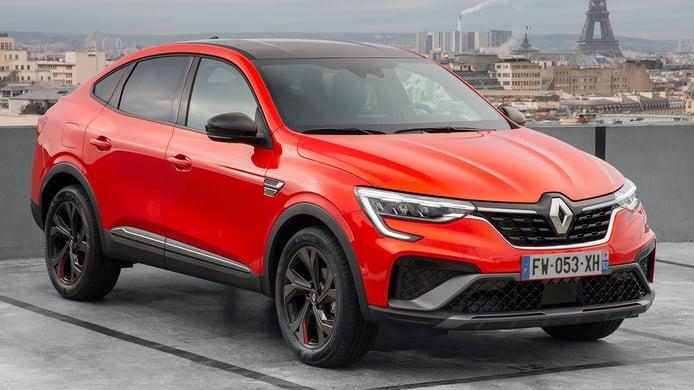 El Renault Arkana más potente ya tiene precio, ¿cuánto vale? ¿Está bien equipado?