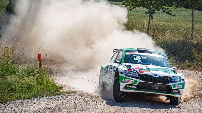 El promotor del WRC cogerá las riendas del Europeo de Rallies en 2022