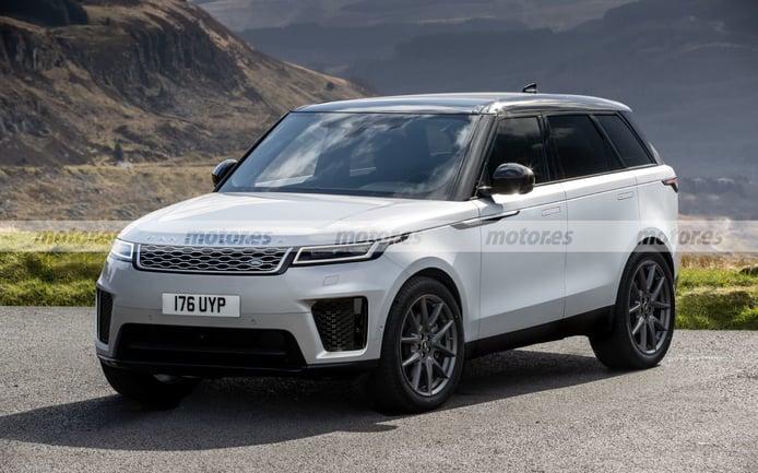 El nuevo Range Rover Sport 2023, al descubierto en este adelanto