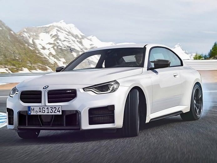Así luce el futuro BMW M2 2023 (G87) con su frontal definitivo