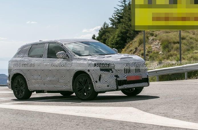 Los prototipos del nuevo Renault Kadjar 2022 se dejan ver desde más cerca