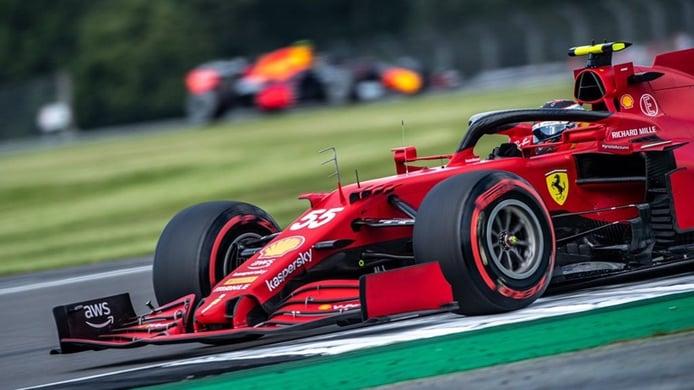Sainz se desfonda en Q3: «Con la vuelta de Q2 habría sido 6º»