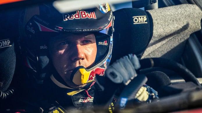Sébastien Ogier quiere ayudar en el desarrollo del Toyota GR Yaris Rally1