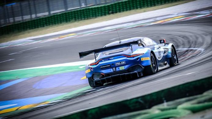 La Sprint Cup del GTWC Europe 2021 aterriza en el circuito de Misano