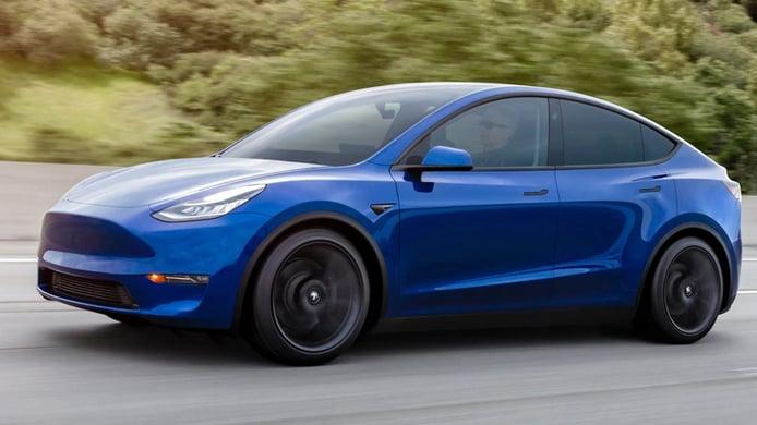 El Tesla Model Y más barato ya está a la venta en China
